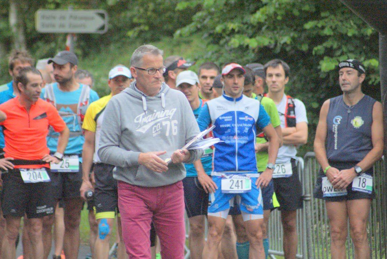 Trail de l'Elorn - la Roche Maurice: Compte rendu