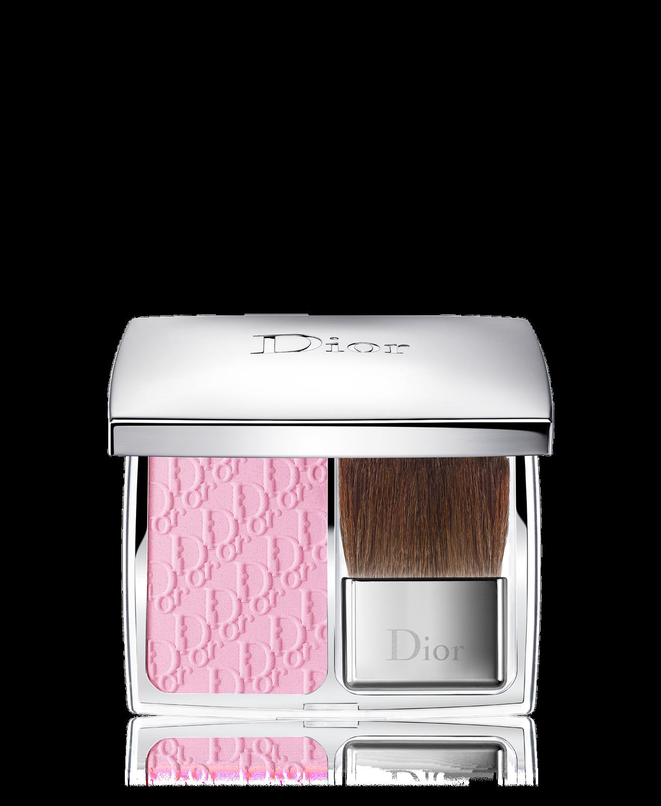 Bluxh Rosy Glow Dior réhausseur de bonne mine