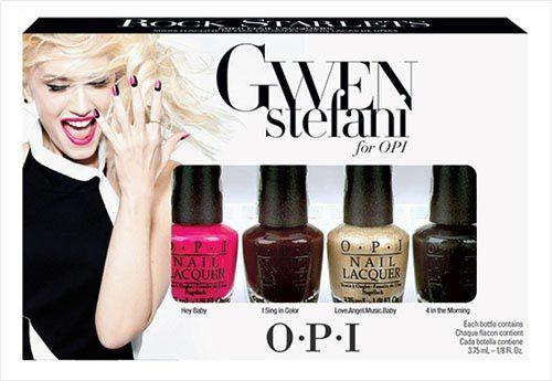 La collection Gwen Stefani pour OPI