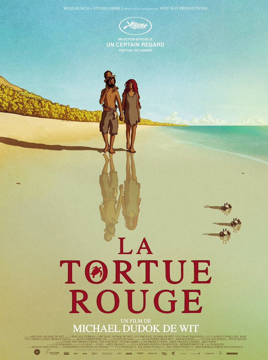 La Tortue Rouge LE Film d animation #Cannes2016 #UnCertainRegard