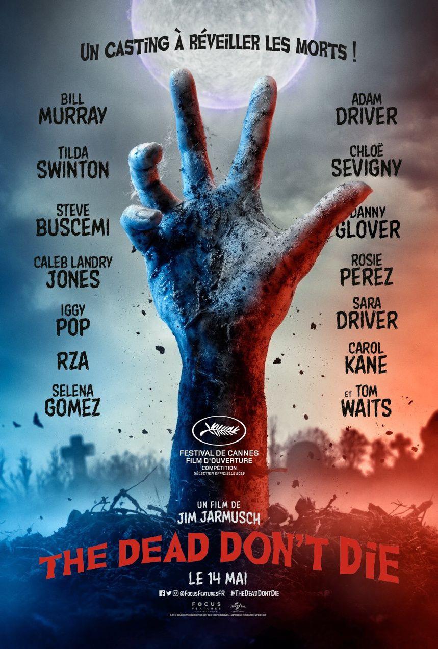 The dead don't die le nouveau Jim Jarmusch le film d'ouverture du 72 eme festival de Cannes #DesirCannes