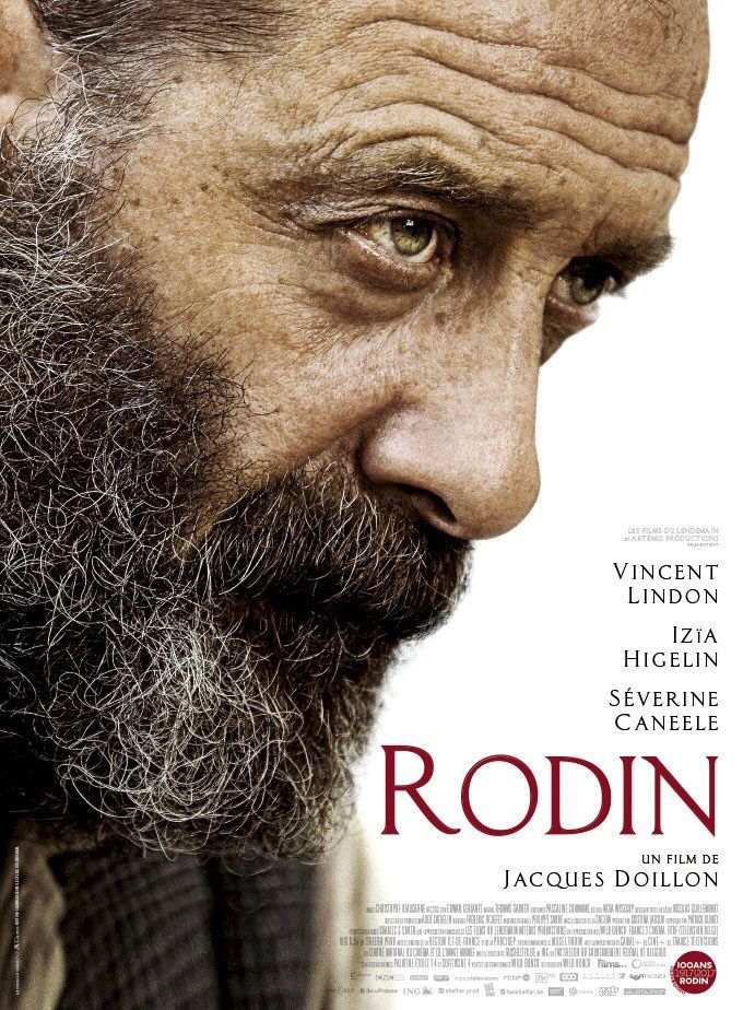 Cannes2017 RODIN de Jacques Doillon
