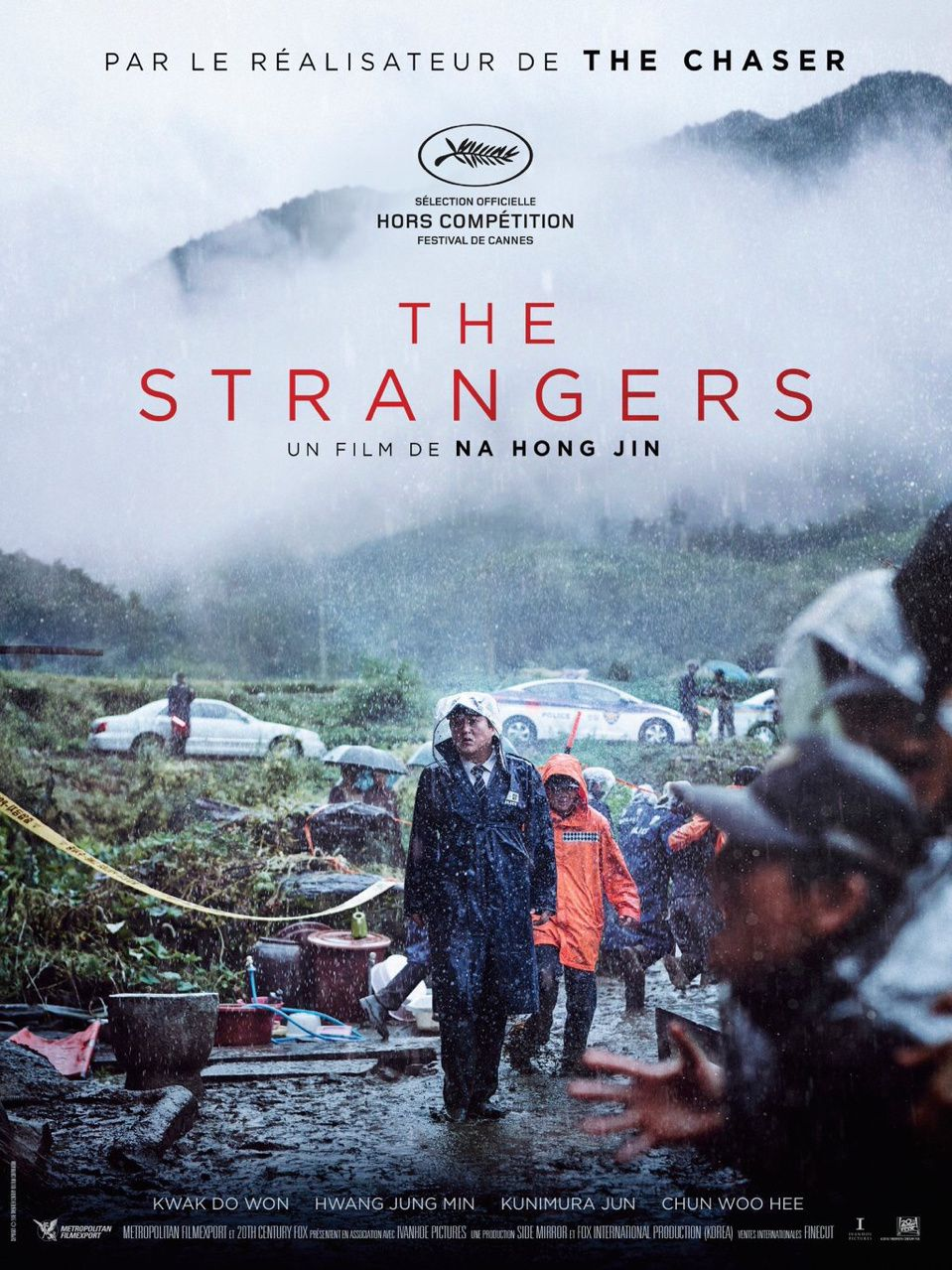 J-7 #Cannes2016 On attend THE STRANGERS #SelectionOfficielle #SeanceSpeciale