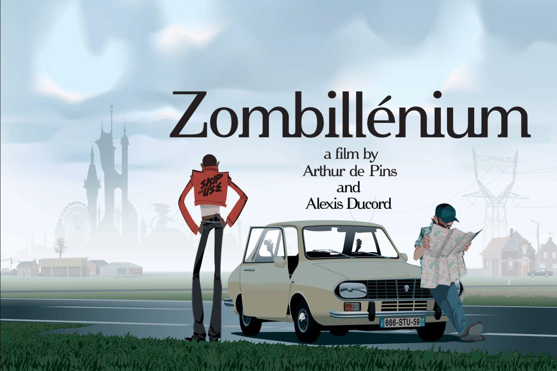 Cannes2017 Pour vos enfants Départ imminent pour ZOMBILLENIUM dans le monde d'Arthur de Pins & Alexis Ducord