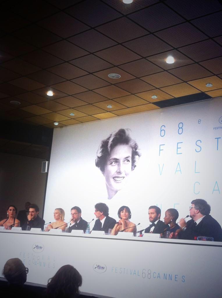 Le Jury #Cannes2015 s'explique