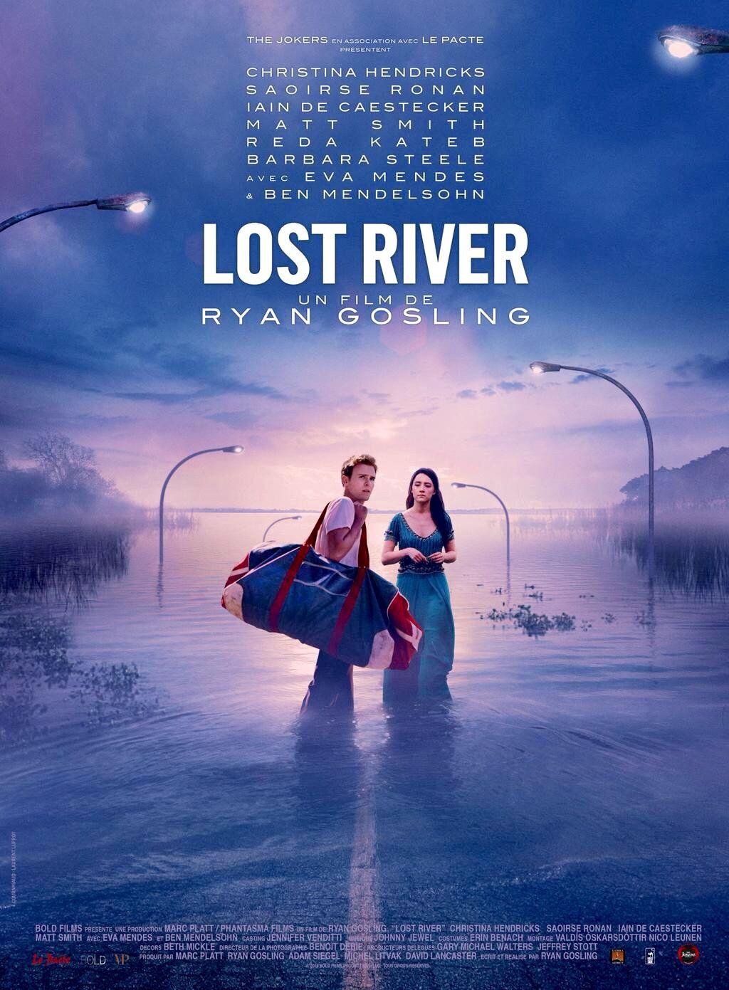 LOST RIVER de RYAN GOSLING sort ce Mercredi en France