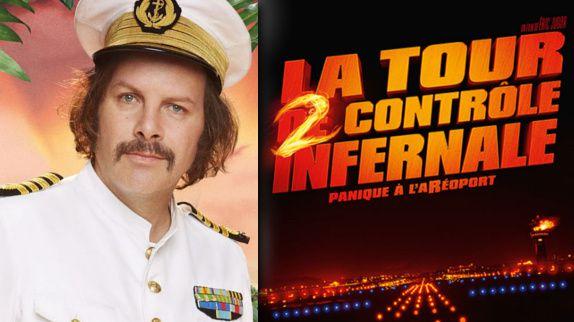"""""""Bon Vous nous Rejoignez Les 2Cons..."""" Bientôt au ciné  #LaTour2ControleInfernale"""