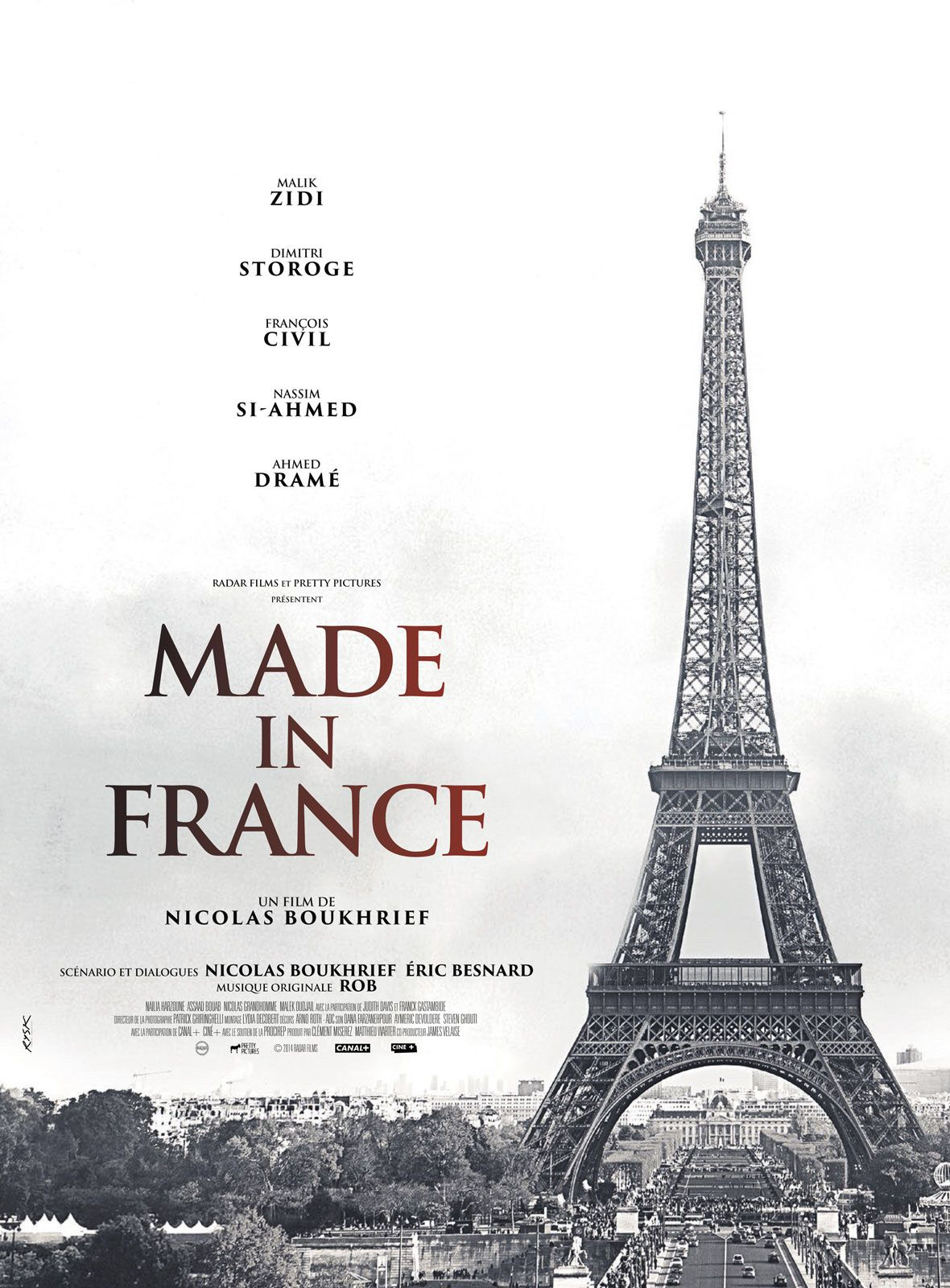 Le Film Maudit MADE IN FRANCE