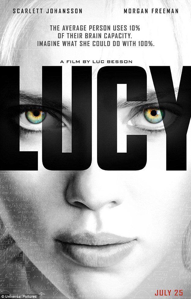 LUCY de Luc Besson une PÉPITE