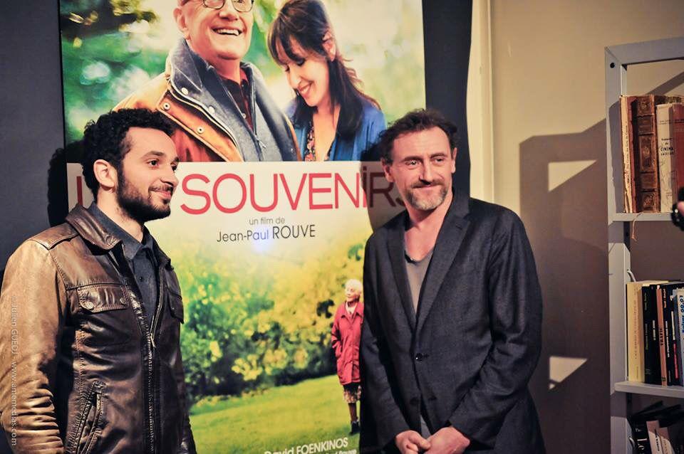 Retour en photos sur AVP LES SOUVENIRS 15/12 Cinespace