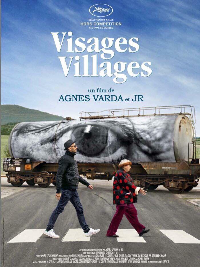Cannes2017 Standing Ovation pour Agnès Varda Visages Villages