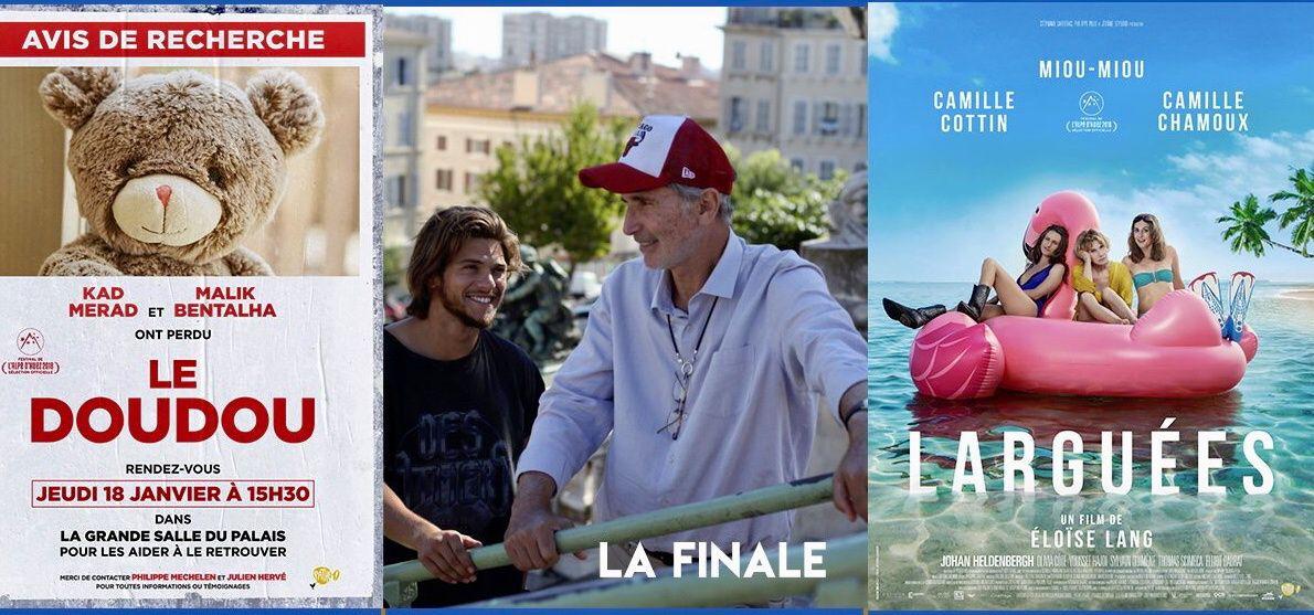 Palmarès du festival de comédie de l'Alpe d'Huez 2018