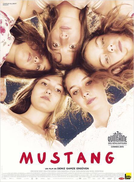 Les filles de MUSTANG sur la Croisette