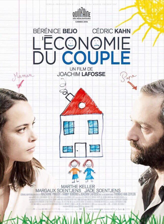 J-9 #Cannes2016 On attend L'ÉCONOMIE DU COUPLE #Quinzaine