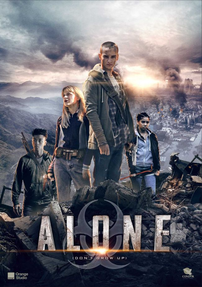 ALONE , de l'Horreur Efficace en Avril 2016