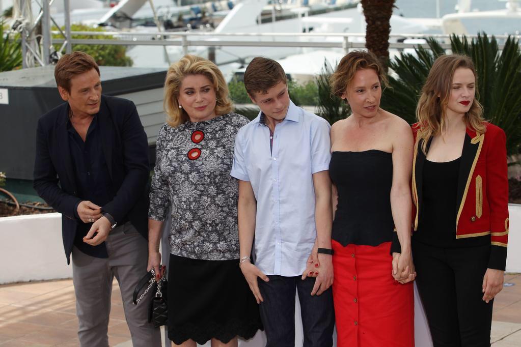 Il y a Un An Jour J TETE HAUTE  & GRANDS CŒURS #Cannes2015