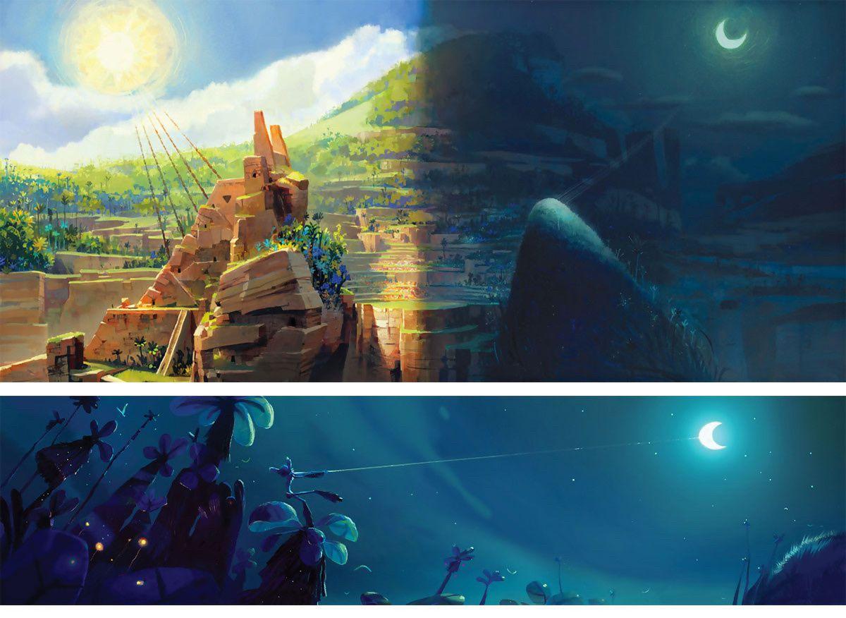 MUNE,le gardien de la lune  présenté le Mercredi 15/04 Cinema d'Animation avp