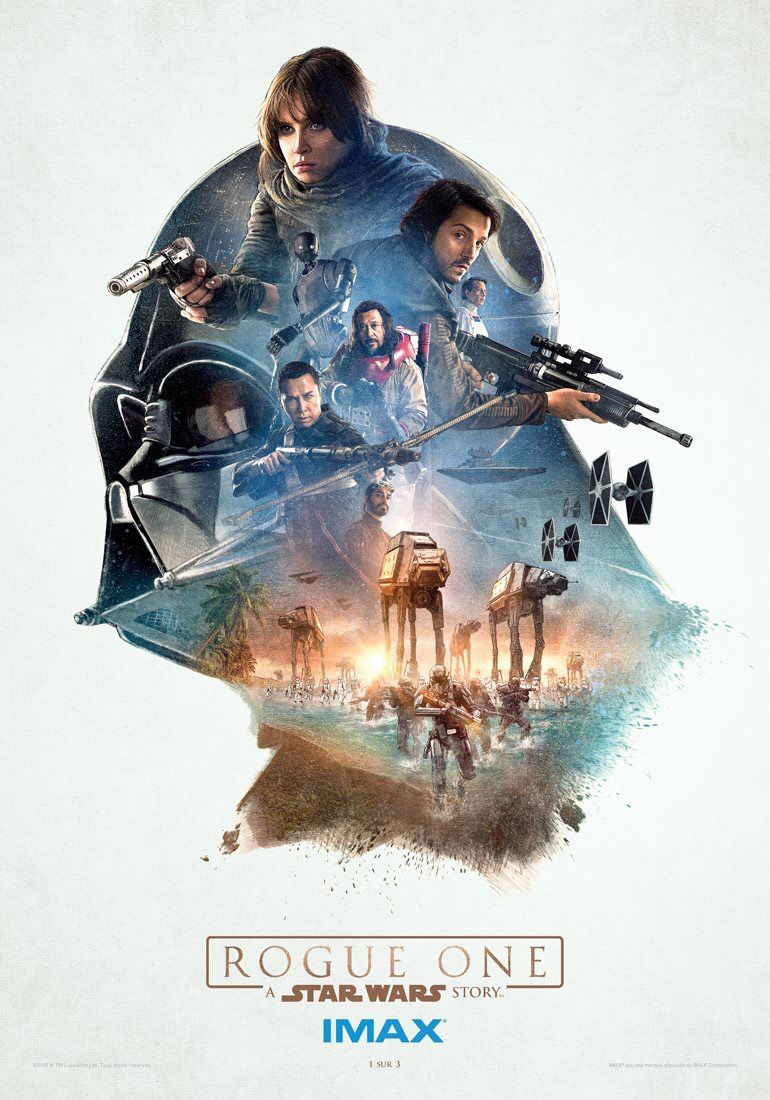 J-11 ROGUE ONE au Cinespace avec CINEMATIQUE SANS TOC