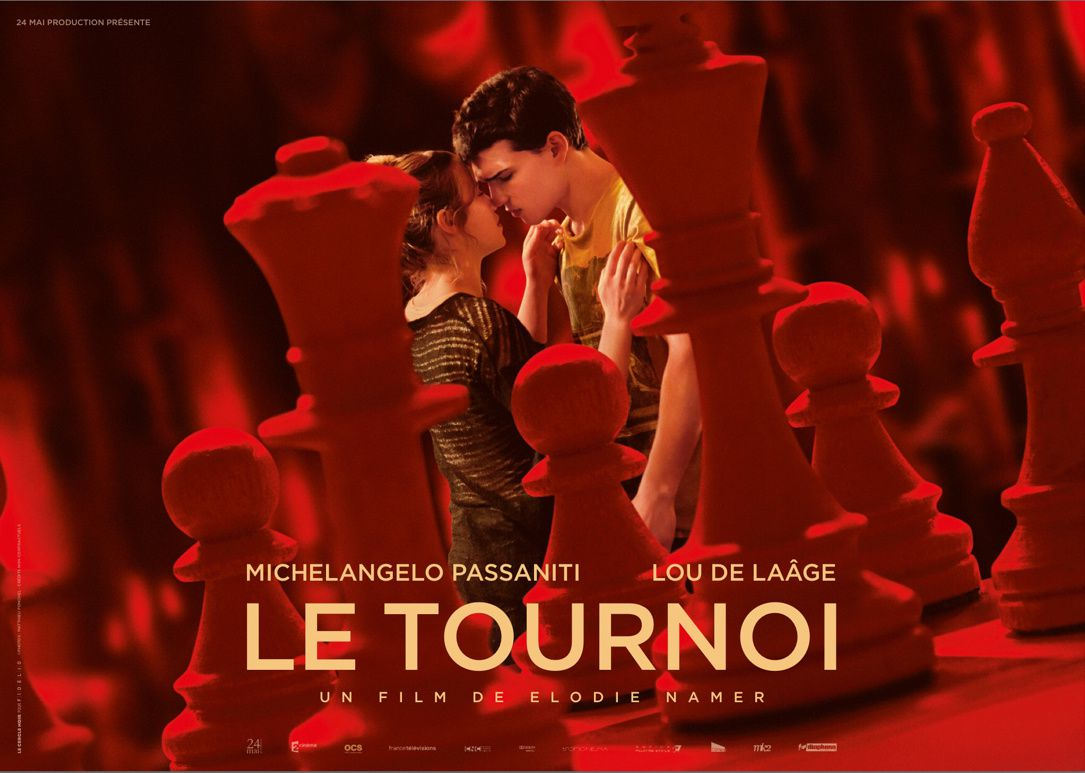 Rencontre avec l'équipe du film LE TOURNOI de Elodie NAMER BeauvaisFilmFest