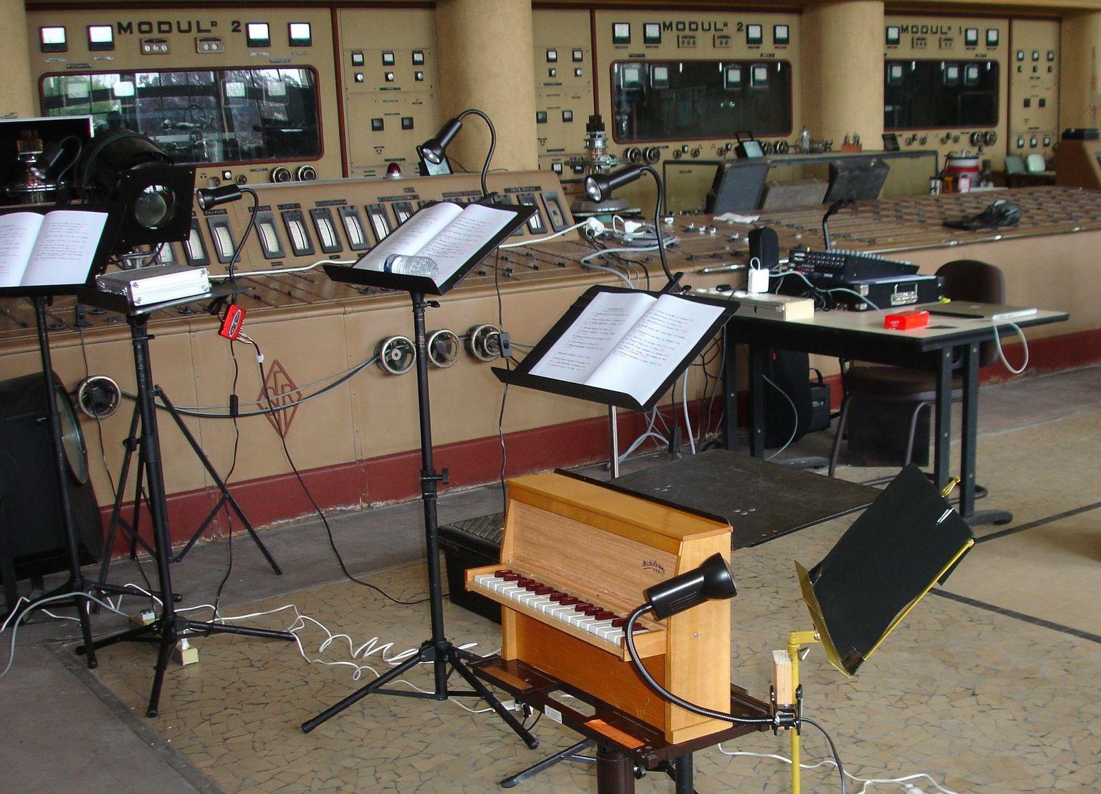 concerts d'été de l'OuSonMuPo