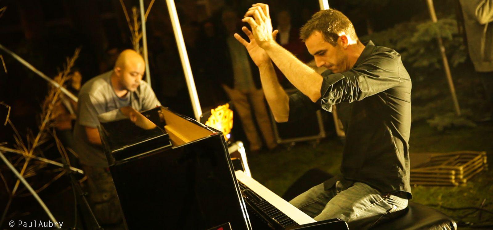 Piano Machine Ness à Fontainebleau !
