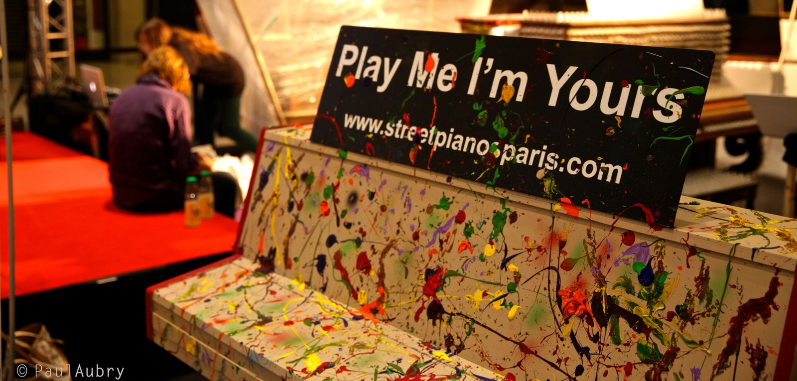 Play Me I'm Yours - Les Halles