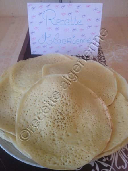 crepes mille trousss....