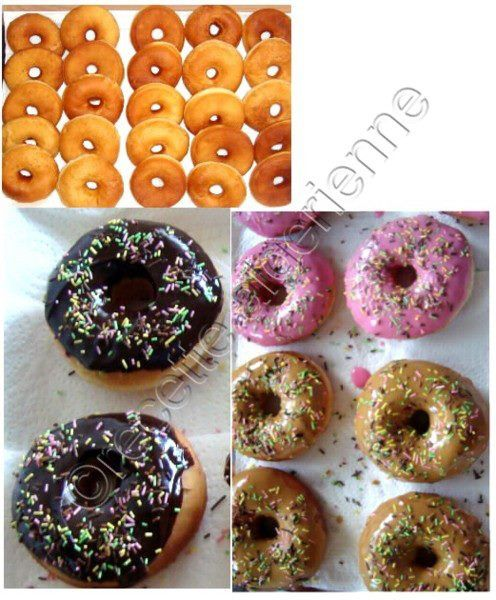 mes donut's c tellement bon ..................