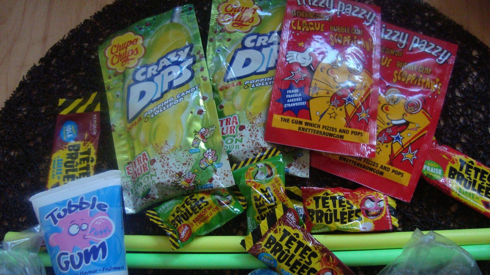 Bonbons Mini'z, le plus large choix de bonbons Halal de qualité!