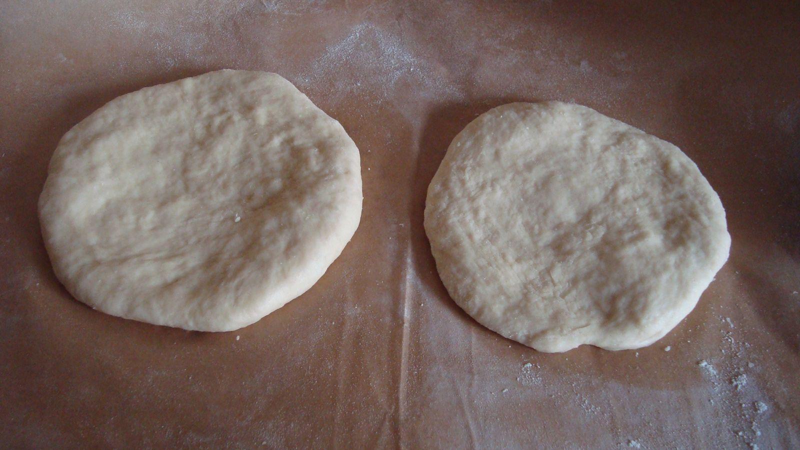 Petits pains aux thon