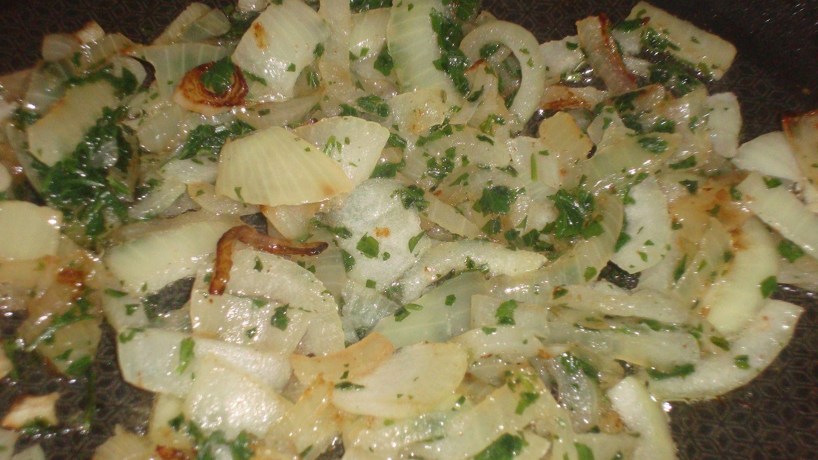 gratin de pomme de terre au saumon