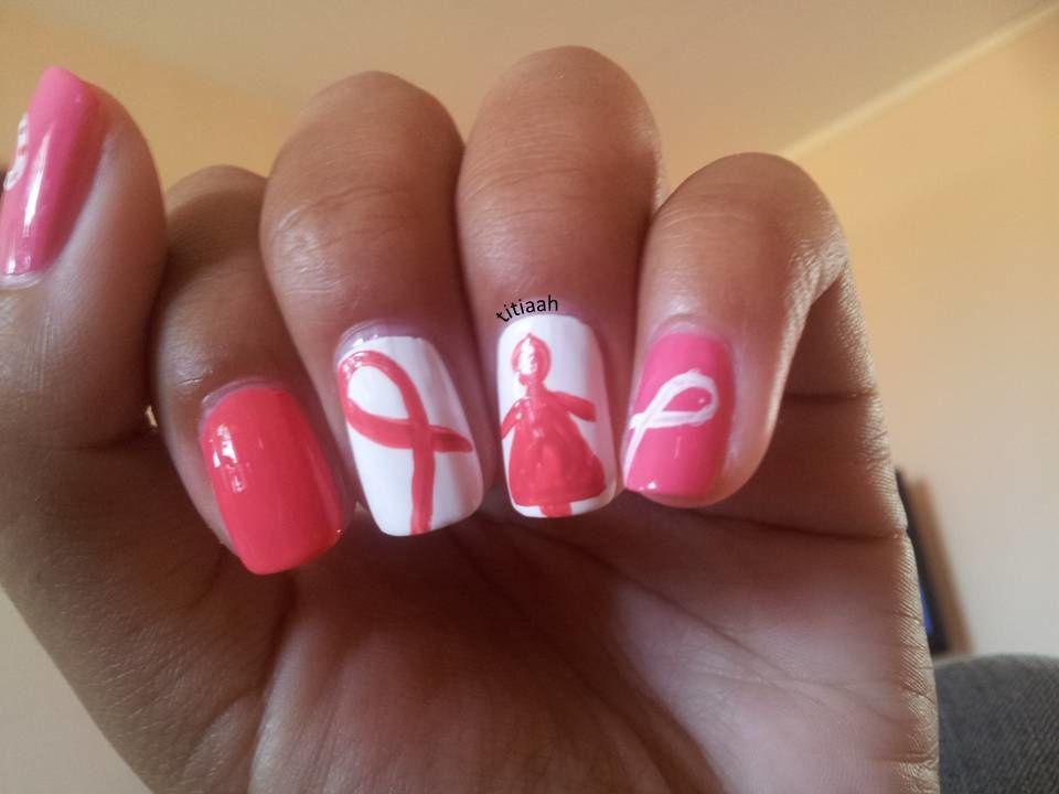 Nailstorming: octobre rose!