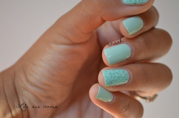 Picture Polish/ Tiffany