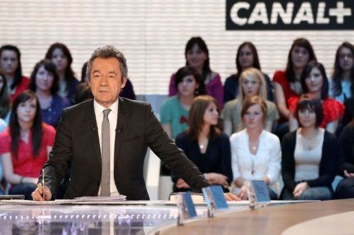 video antoine de caunes remplacera michel denisot au grand journal de canal le journal de. Black Bedroom Furniture Sets. Home Design Ideas