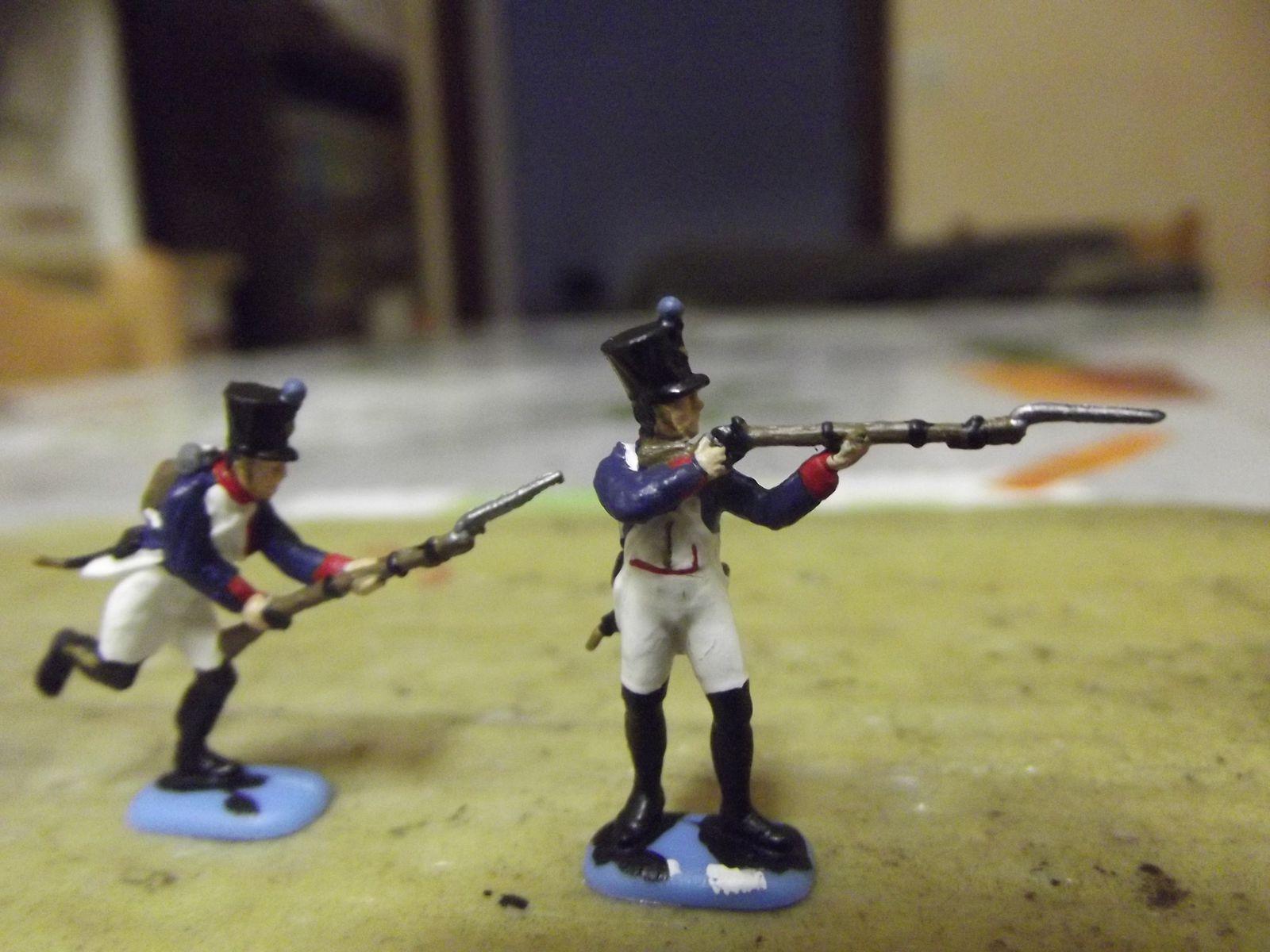 54éme et 55éme Rgt de ligne,juin 1815 (1).