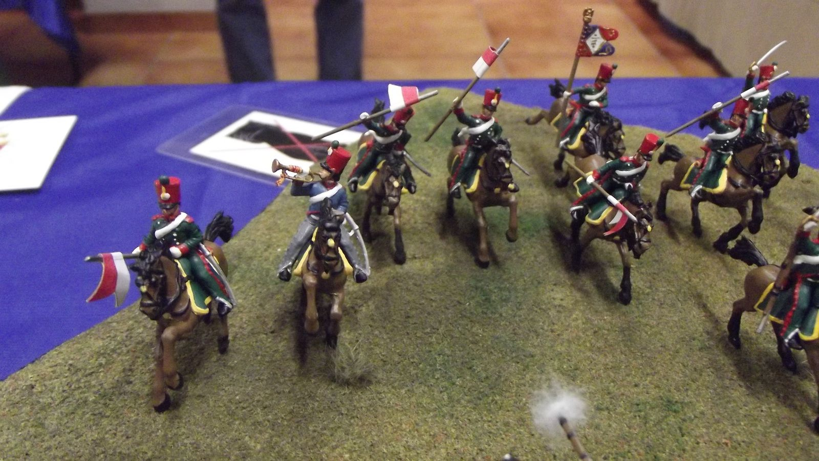 BATAILLE DE MONTMIRAIL 11 FEVRIER 1814