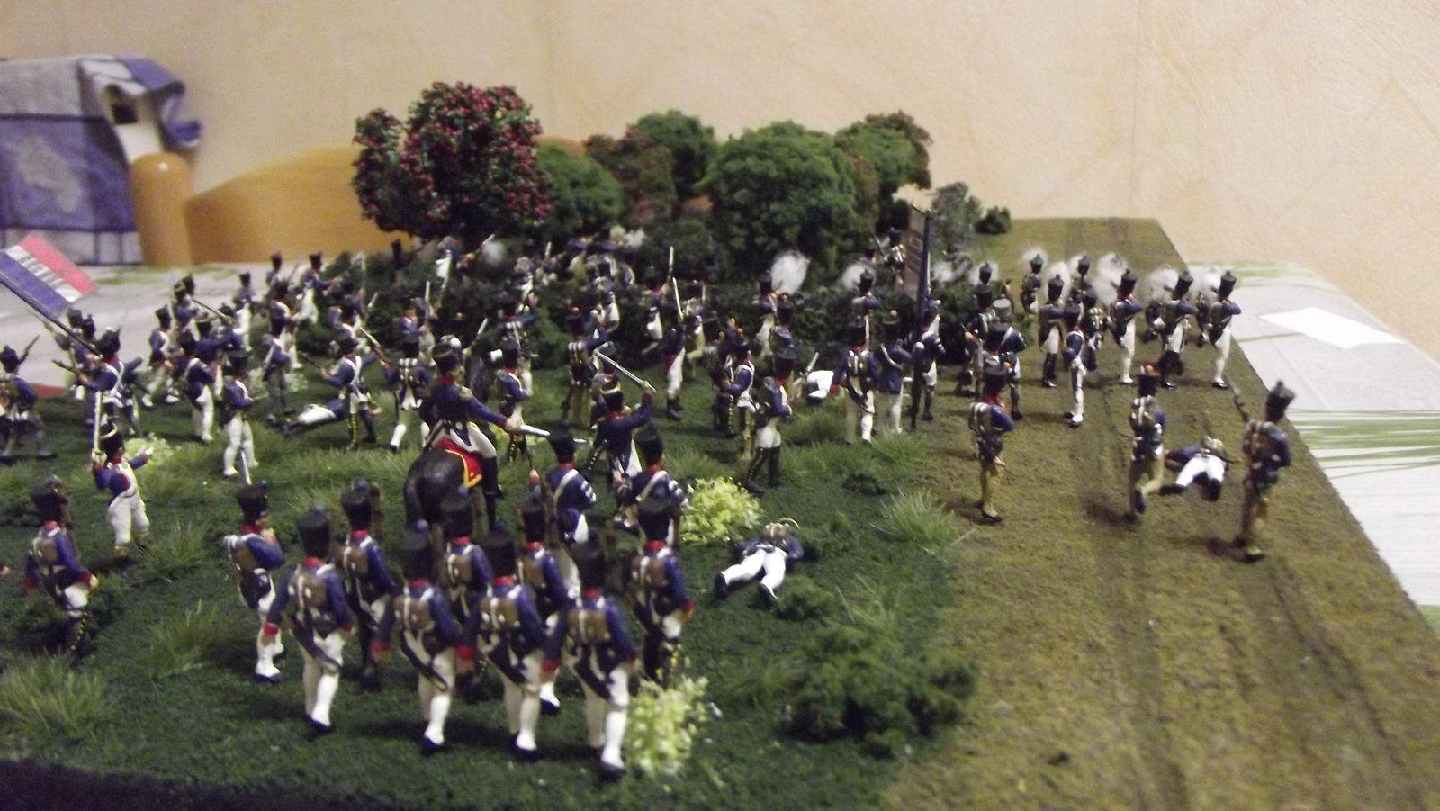 54éme et 55éme Rgt de ligne , juin 1815 (5)