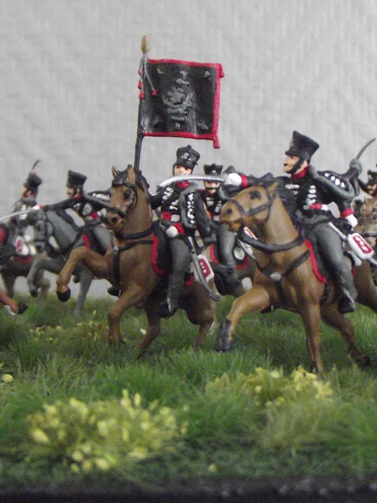 HUSSARDS PRUSSIENS .....TOTENKOPF ... FIN .