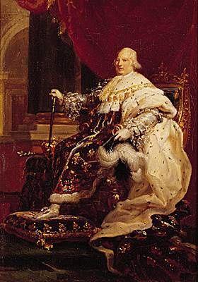 8 JUILLET 1815 ....LE RETOUR DE LOUIS XVIII...