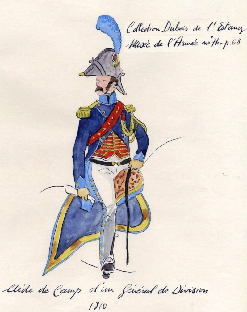 L'ETAT-MAJOR IMPERIAL ...