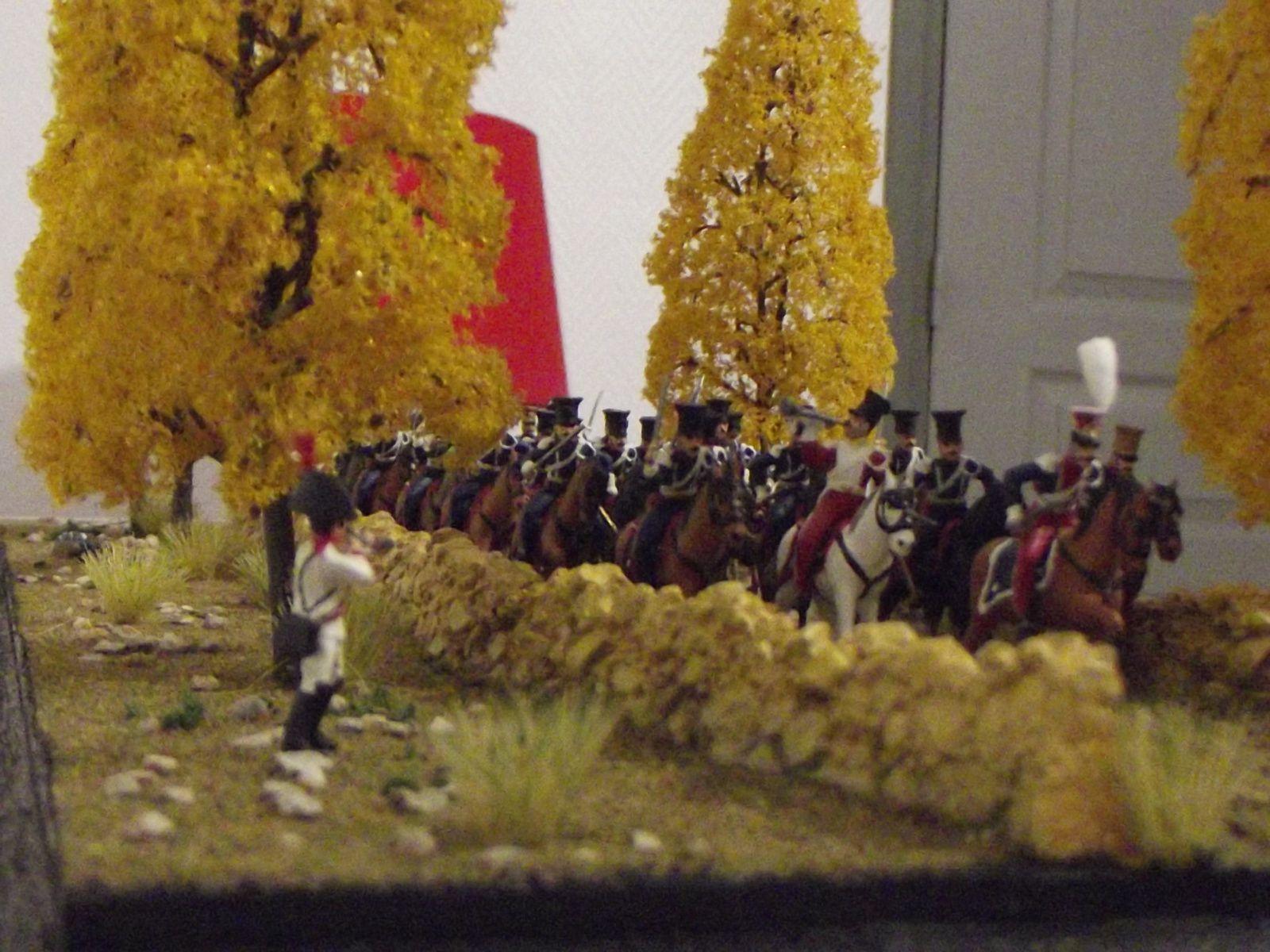 SOMOSIERRA ....30 NOVEMBRE 1808.