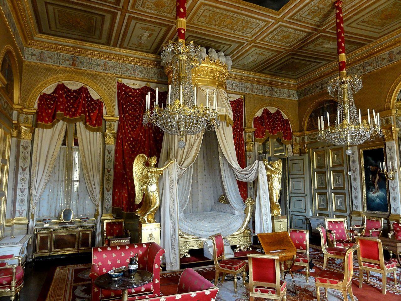 Chambre de l'imperatrice