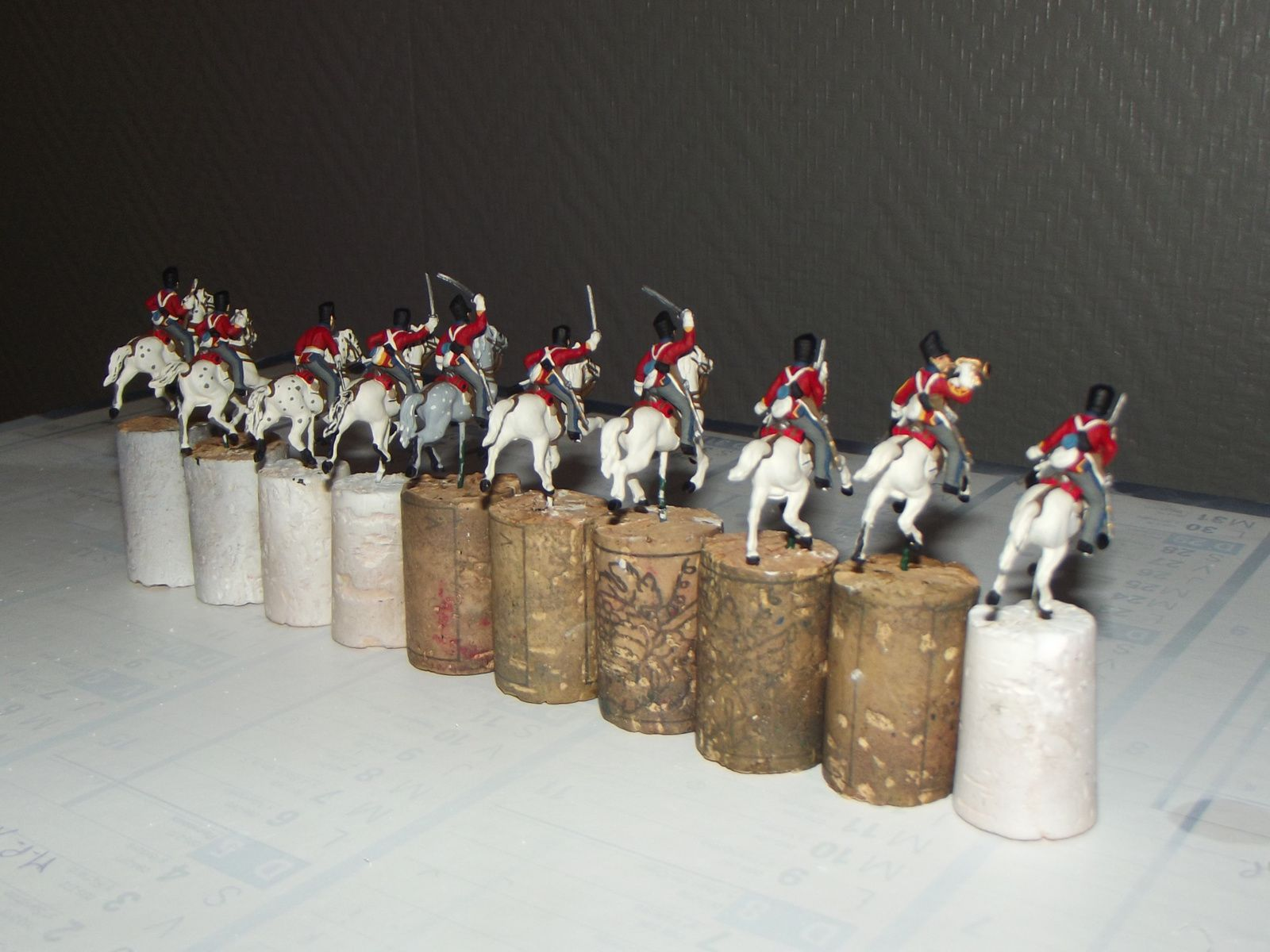 SCOTS GREYS ...........FIGURINES 2EME PARTIE.....
