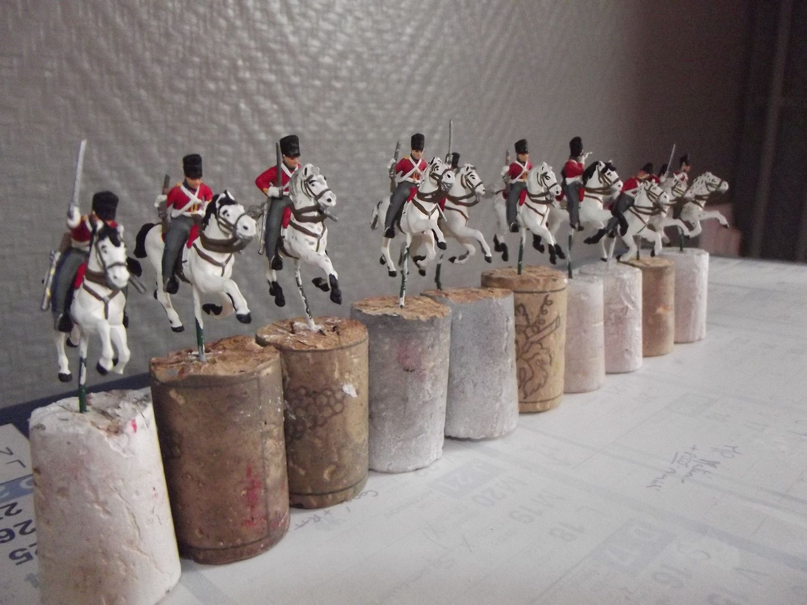 SCOTS GREYS ................FIGURINES 3EME PARTIE ...