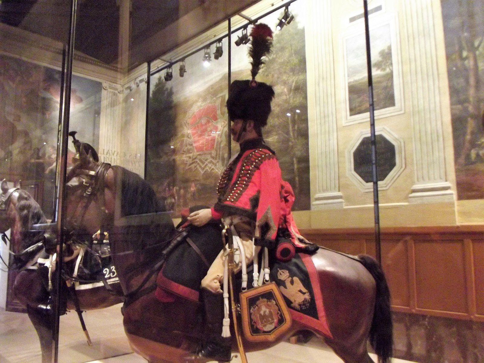 VISITE AU MUSEE DE L'ARMEE 10 AOUT 2017 (1)