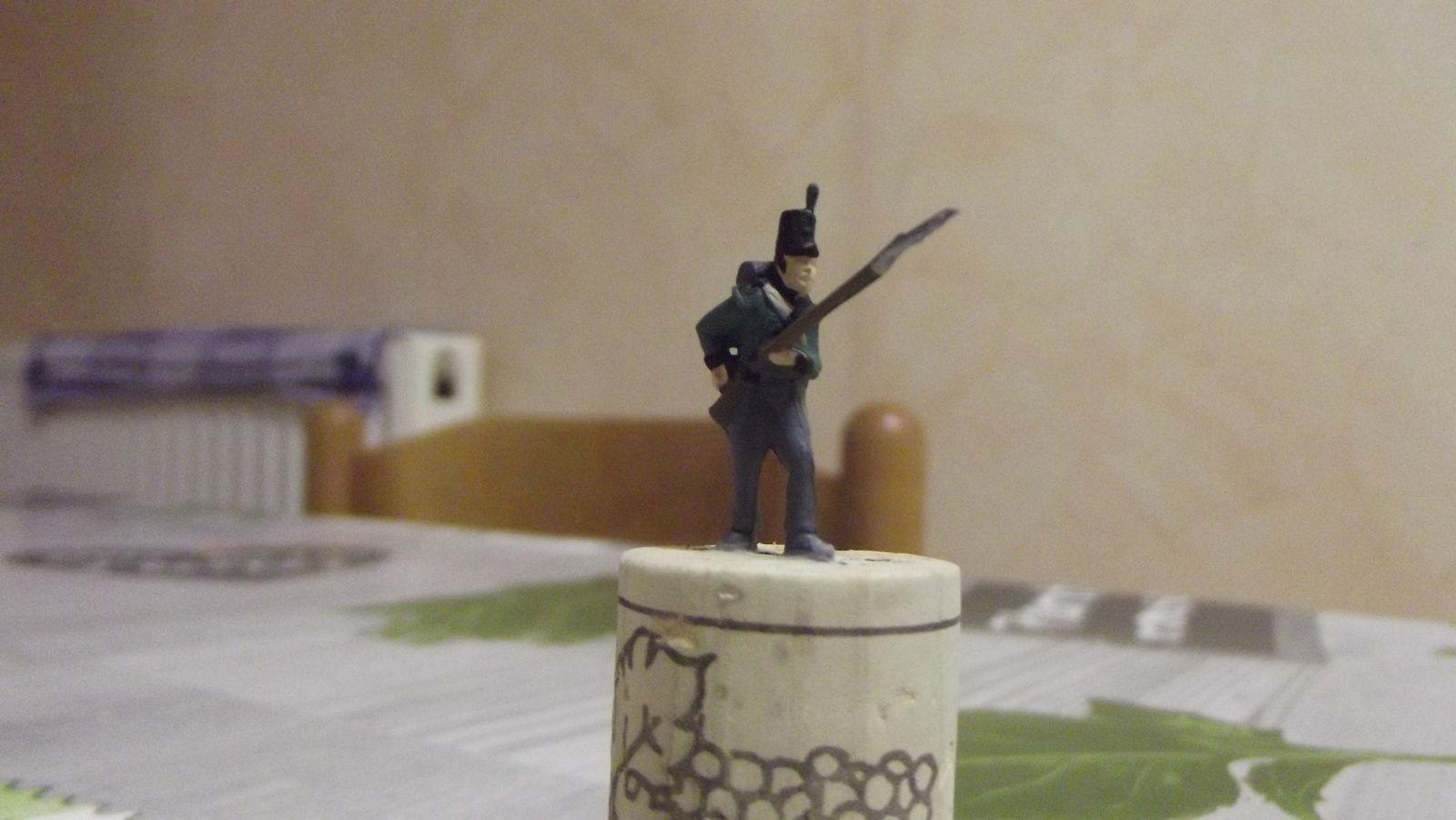 KING'S GERMAN LEGION :2éme bataillon , juin 1815 (3)