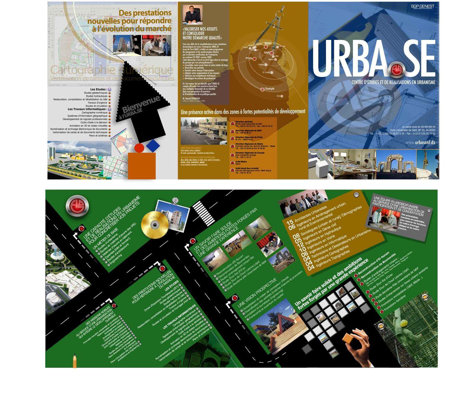 Brochure R°V° URBA.Sétif