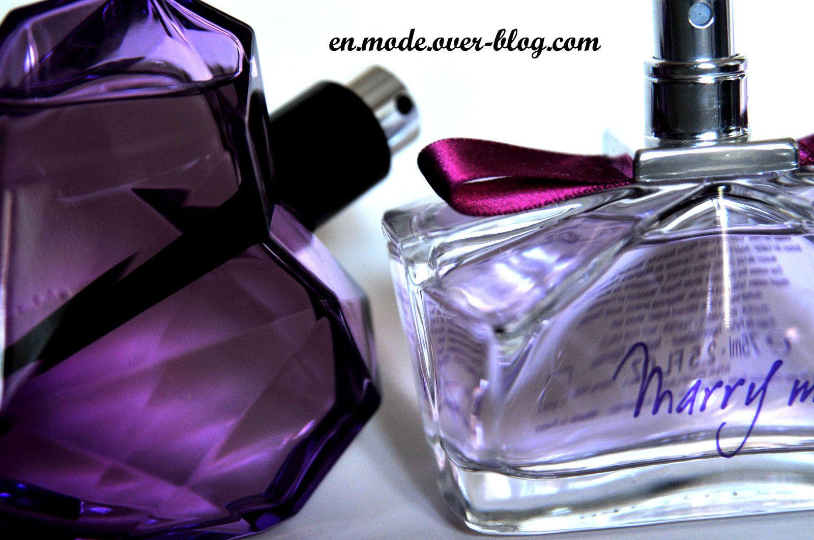 En mode... Parfums (astuces et revue)
