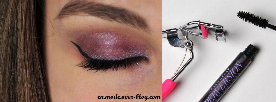 En mode... Maquillage Pink Bordeau