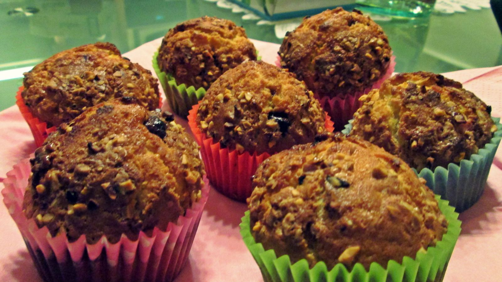 Base pour muffins